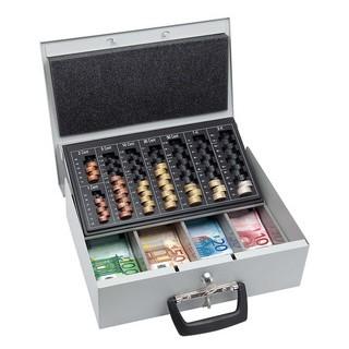 caisses et caissettes monnaie ask s curit. Black Bedroom Furniture Sets. Home Design Ideas
