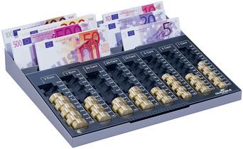 durable casier a monnaie euroboard xl