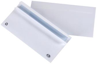 Ask s curit enveloppes autocollantes avec fen tre 45 x for Pellicule autocollante pour fenetre