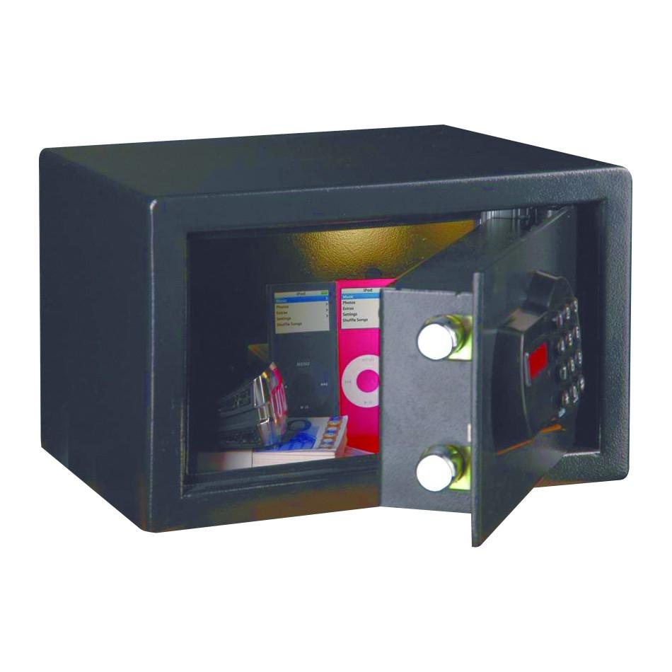 coffre fort h tel h pital maison serrure lectronique hartmann b ask s curit. Black Bedroom Furniture Sets. Home Design Ideas