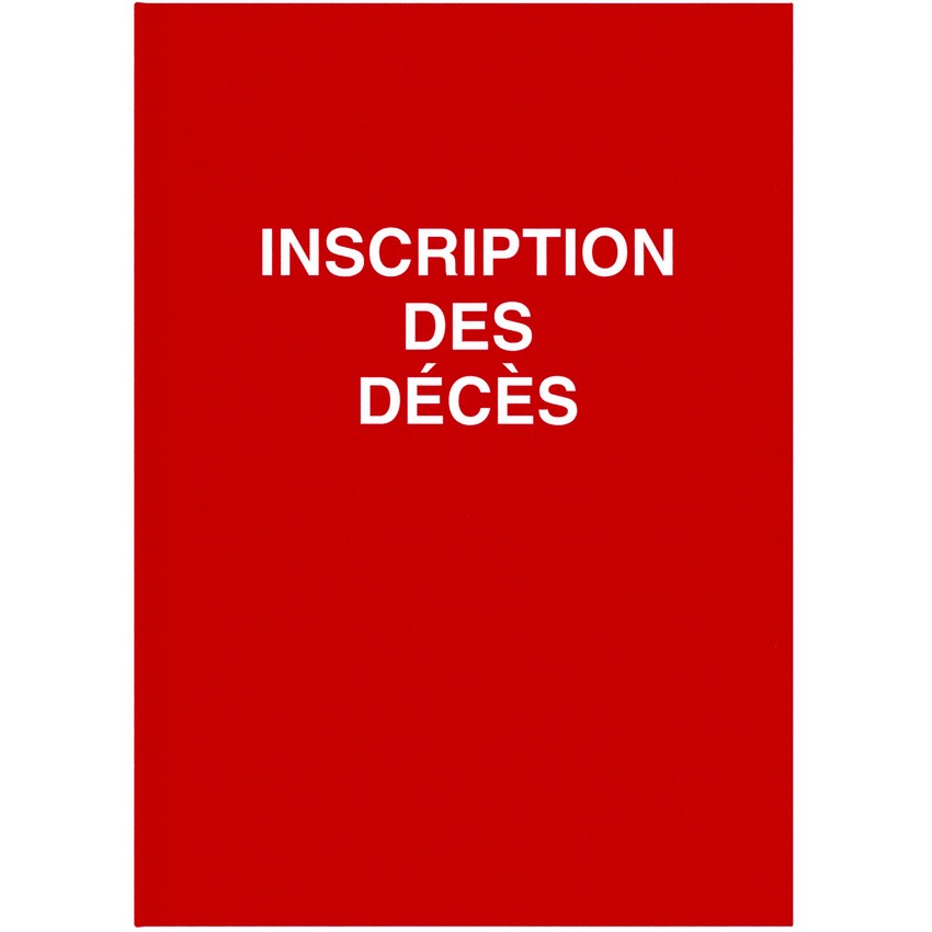 Ask s curit registre des d c s pour tablissements for A qui revient la maison en cas de deces